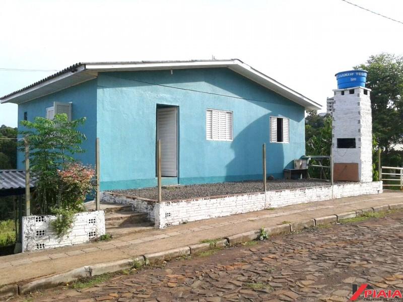 Casa 02 pavimentos em alvenaria