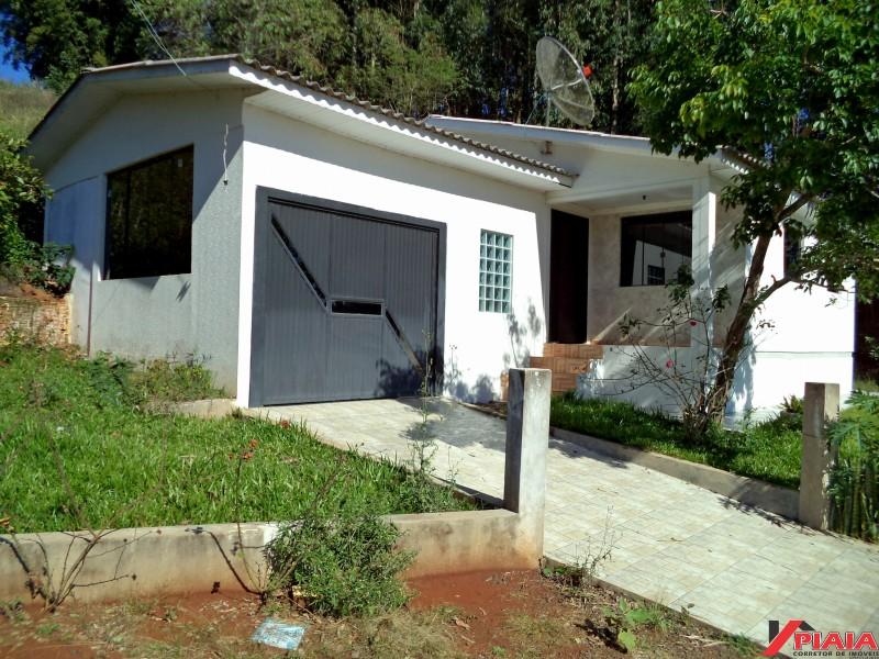 Casa em alvenaria -Rua Vitor Zancan