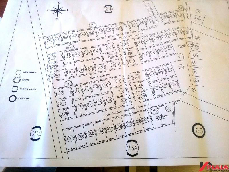 Lotes urbanos-Loteamento Albarello 2